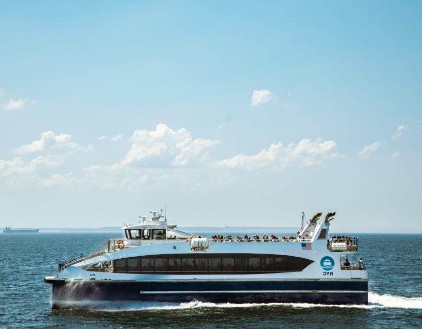 You Can Soon Take The NYC Ferry From Lower Manhattan To Staten Island And Midtown West